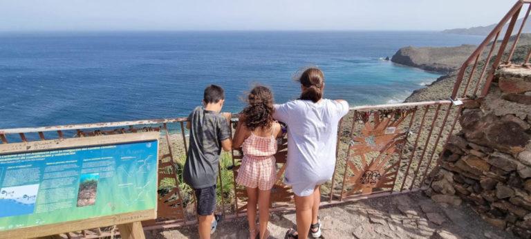 Los 3 miradores del Cabo de Gata