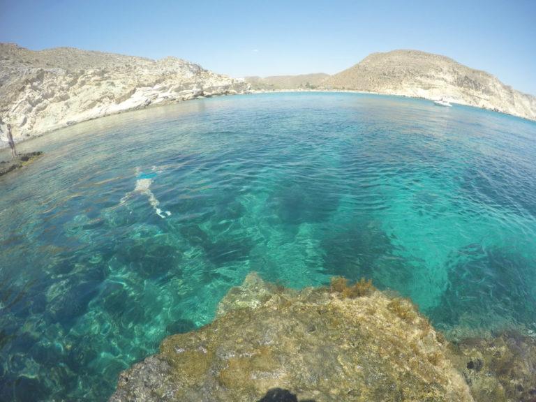 Cala El Plomo - Almería